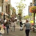 Shops in De Bergen in Eindhoven
