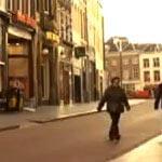 Shops in the Hooge Steenweg in Den Bosch