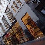 Shops at the Nieuwendijk in Amsterdam