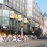 Lange Viestraat shops in Utrecht