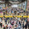 Flea Market IJ-Hallen in Amsterdam