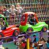 Het land van Jan Klaassen with kids